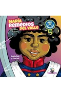 Papel MARIA REMEDIOS DEL VALLE PARA CHICAS Y CHICOS (COLECCION ANTIPRINCESAS 10) (ILUSTRADO)