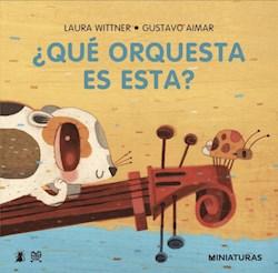 Libro Que Orquesta Es Esta ?
