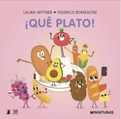 Libro Que Plato !