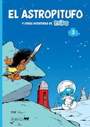 Papel Astropitufo, El Y Otras Aventuras De Pitufos Vol.3