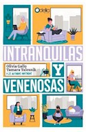 Papel INTRANQUILAS Y VENENOSAS