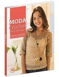 Libro Moda Crochet Facil De Tejer