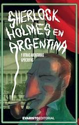 Libro Sherlock Holmes En Argentina