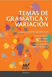 Papel Temas De Gramática Y Variación
