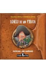 Papel DIARIO DE UN PIRATA (ILUSTRADO)