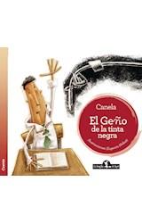Papel GEÑO DE LA TINTA NEGRA (COLECCION DE OREJA A OREJA) (ILUSTRACIONES EUGENIA NOBATI)