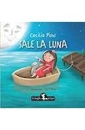 Papel SALE LA LUNA (COLECCION POESIA A SORBITOS 1) [ILUSTRADO] (CARTONE)