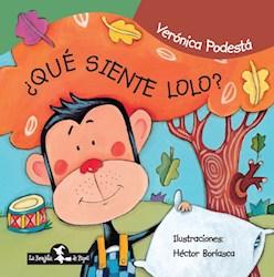 Libro Que Siente Lolo ?