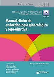 Papel Manual De Endocrinología Ginecológica Y Reproductiva