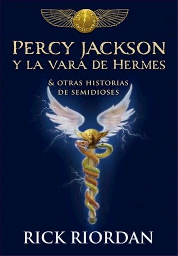 Papel Percy Jackson Y La Vara De Hermes