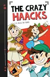 Papel The Crazy Haacks Y El Reloj Sin Tiempo