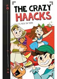 Papel The Crazy Haacks Y El Reloj Sin Tiempo (3)