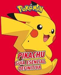 Libro Pikachu .Guia Esencial Definitiva