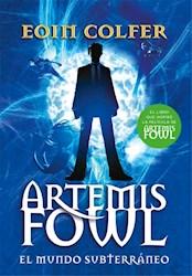 Papel Artemis Fowl El Mundo Subterraneo