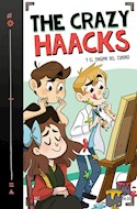 Papel CRAZY HAACKS Y EL ENIGMA DEL CUADRO (SERIE THE CRAZY HAACKS 4)