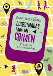Libro Coordenadas Para Un Crimen 3.