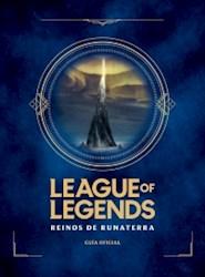Libro League Of Legends : Reinos De Runeterra