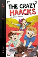 Papel CRAZY HAACKS Y EL RETO DEL MINOTAURO (SERIE THE CRAZY HAACKS 6)