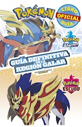 Libro Pokemon Guia Oficial De La Region Galar