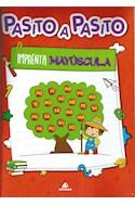 Papel IMPRENTA MAYUSCULA (COLECCION PASITO A PASITO)