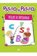 Papel REGLAS DE ORTOGRAFIA (COLECCION PASITO A PASITO)
