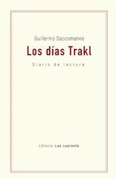 Libro Los Dias Trakl