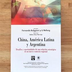 Libro China, America Latina Y Argentina