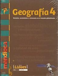 Papel Geografia 4 Llaves
