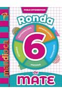 Papel RONDA DE MATE 6 ESTACION MANDIOCA (NOVEDAD 2020)