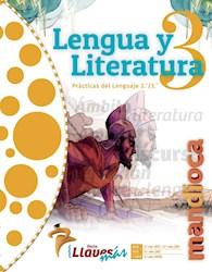 Papel Lengua Y Literatura 3 Serie Llaves Mas