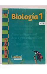 Papel BIOLOGIA 1 ESTACION MANDIOCA LLAVES SERES VIVOS UNIDAD Y BIODIVERSIDAD... [NES] (NOVEDAD 2020)