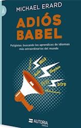 Libro Adios Babel