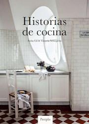 Libro Historias De Cocina