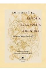 Papel HISTORIA DE LA POESIA ARGENTINA