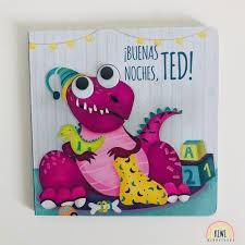 Libro Ojitos D - Buenas Noches Ted