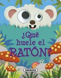 Libro Ojitos M -Que Huele El Raton?