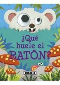Papel Ojitos Maravillosos - ¿Qué Huele El Ratón?