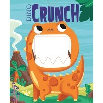 Libro Dientitos : Dino Crunch