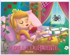 Papel Clásicos Pop Up - La Bella Durmiente
