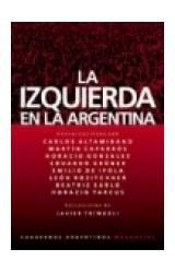 Papel LA IZQUIERDA EN LA ARGENTINA