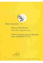 Papel MARAVILLANDOME CON MI EXPERIENCIA (LIBRO DE APOYO PARA EL DO