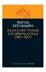 Papel LACAN Y LEVI-STRAUSS O EL RETORNO A FREUD 1951-1957