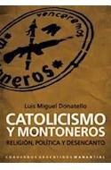 Papel CATOLICISMO Y MONTONEROS RELIGION POLITICA Y DESENCANTO