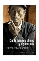 Papel CIENTO DIECISEIS CHINOS Y ALGUNOS MAS