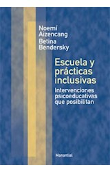 Papel ESCUELA Y PRACTICAS INCLUSIVAS