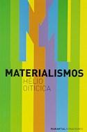 Papel MATERIALISMOS (COLECCION NOMADISMOS)