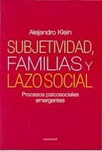 Papel SUBJETIVIDAD, FAMILIAS Y LAZO SOCIAL