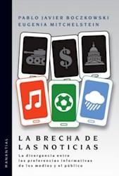 Libro Brecha De Las Noticias