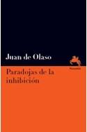 Papel PARADOJAS DE LA INHIBICION (RUSTICO)