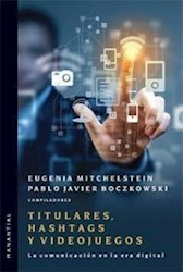 Libro Titulares  Hashtags Y Videojuegos
